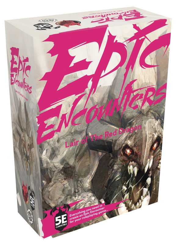 [PREORDER] EPIC ENCOUNTERS: LAIR OF THE RED DRAGON