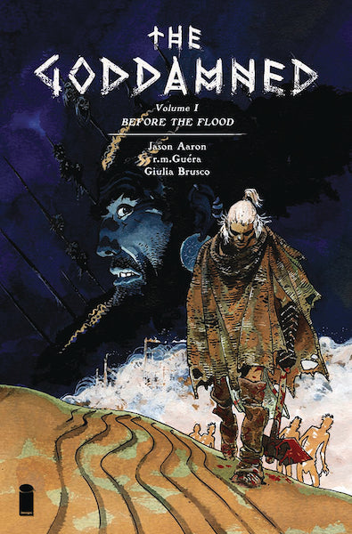 GODDAMNED VOL 01 BEFORE THE FLOOD TP