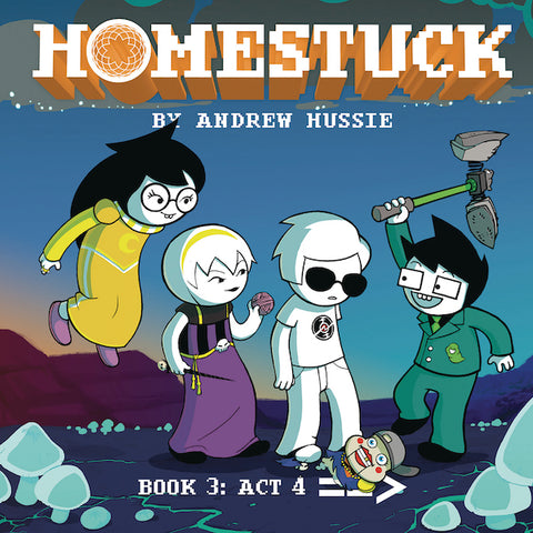HOMESTUCK VOL 03 ACT 4 HC