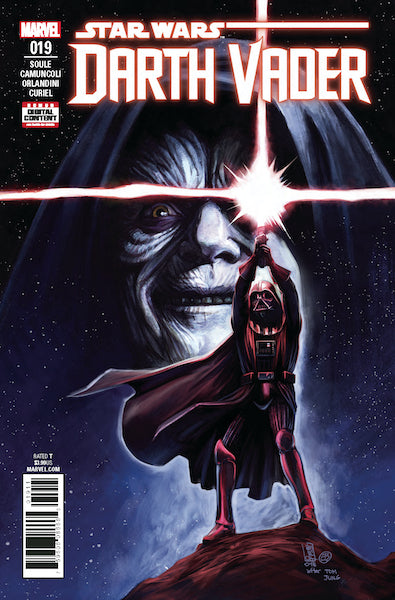 STAR WARS DARTH VADER #19 (2018)