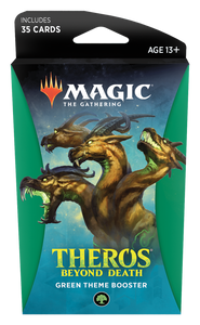 MAGIC: THE GATHERING THEROS BEYOND DEATH THEME BOOSTER