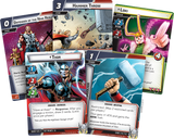 Marvel Champions The Card Game Thor Hero Pack cards