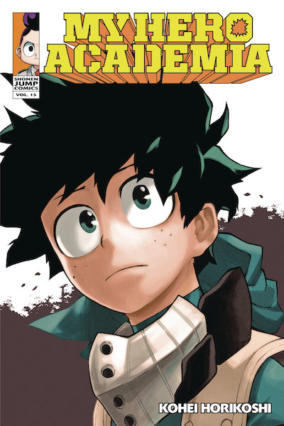 MY HERO ACADEMIA VOL 15 GN