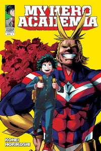 MY HERO ACADEMIA VOL 01 GN
