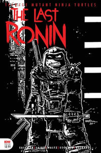 TMNT THE LAST RONIN #1 (OF 5) 3RD PTG