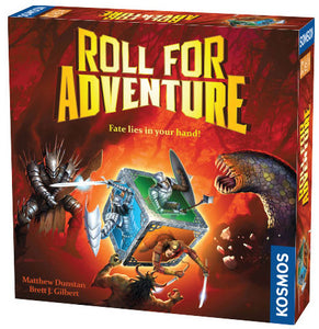 ROLL FOR ADVENTURE