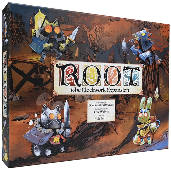 ROOT CLOCKWORK EXPANSION