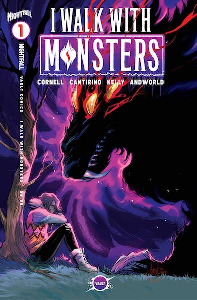 I WALK WITH MONSTERS #1 CVR D 15 COPY INCV ANDOLFO