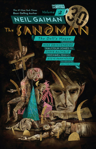 SANDMAN VOL 02 THE DOLLS HOUSE 30TH ANNIV ED TP