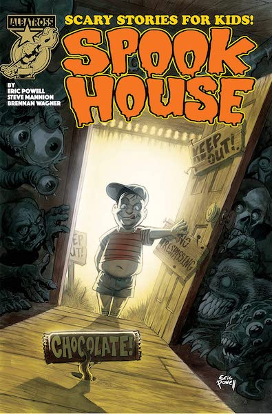 SPOOK HOUSE VOL 01 TP