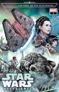 STAR WARS ALLEGIANCE COMIC PACK