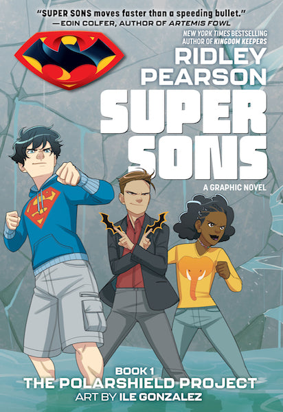 SUPER SONS THE POLARSHIELD PROJECT TP (DC ZOOM)