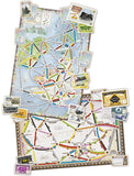 TICKET TO RIDE MAP COLLECTION #5 UNITED KINGDOM