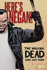 Walking Dead Here's Negan HC