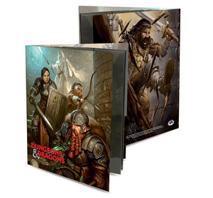 DUNGEONS & DRAGONS 5TH EDITION RPG DUNGEON CRAWL CHARACTER FOLIO