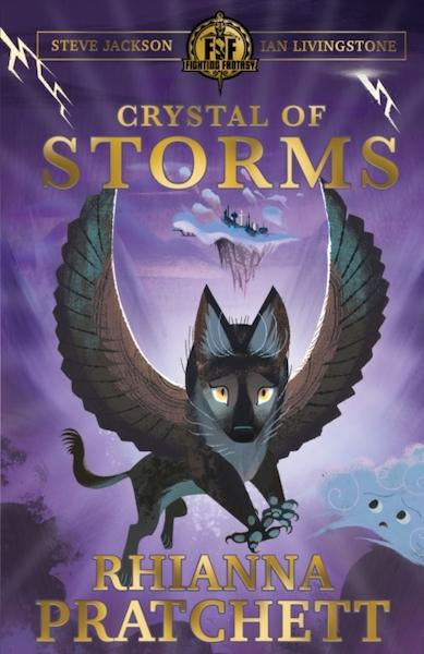FIGHTING FANTASY: CRYSTAL OF STORMS