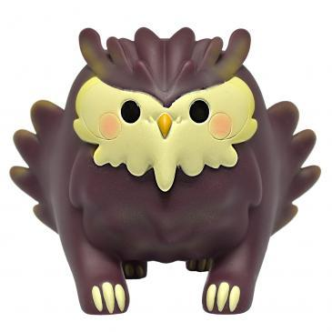 DUNGEONS & DRAGONS FIGURINES OF ADORABLE POWER: OWLBEAR
