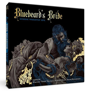 BLUEBEARD'S BRIDE RPG (COREBOOK)