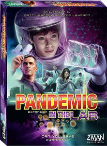 PANDEMIC IN THE LAB (2013)