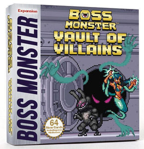 [PREORDER] BOSS MONSTER: VAULT OF VILLAINS EXPANSION