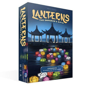 LANTERNS: THE HARVEST FESTIVAL: THE EMPEROR'S GIFTS EXPANSION