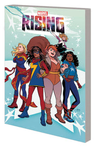 MARVEL RISING HEROES OF ROUND TABLE GN TP