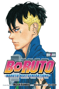 BORUTO NARUTO NEXT GENERATIONS VOL 07 GN