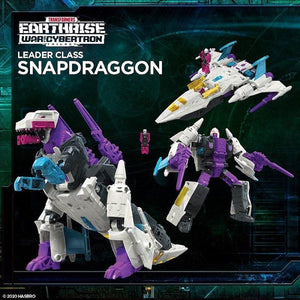 TRANSFORMERS WAR FOR CYBERTRON: EARTHRISE VOYAGER SNAPDRAGON AF