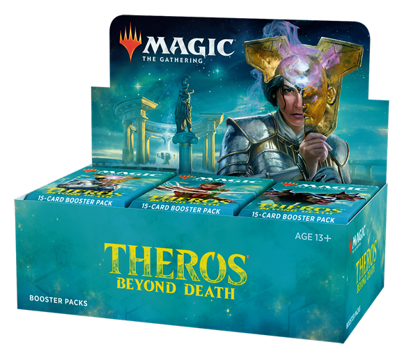 MAGIC: THE GATHERING THEROS BEYOND DEATH BOOSTER BOX