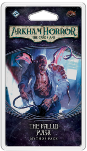 ARKHAM HORROR: THE CARD GAME LCG THE PALLID MASK MYTHOS PACK