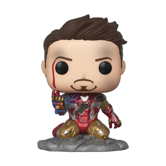 POP! MARVEL AVENGERS ENDGAME I AM IRON MAN PX VINYL FIG