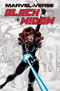 MARVEL-VERSE BLACK WIDOW GN TP