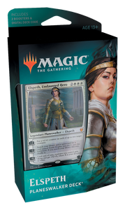 MAGIC: THE GATHERING THEROS BEYOND DEATH PLANESWALKER DECK ELSPETH