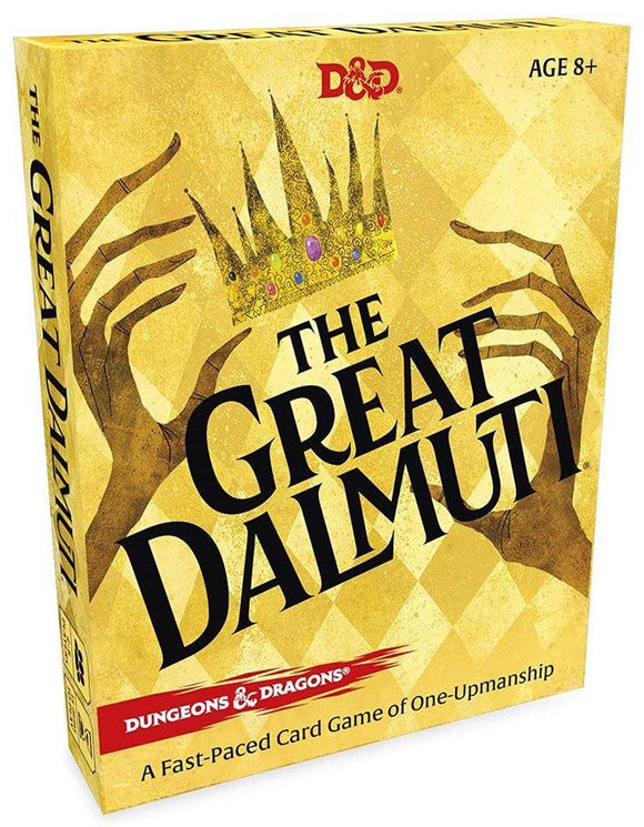[PREORDER] DUNGEONS & DRAGONS: THE GREAT DALMUTI