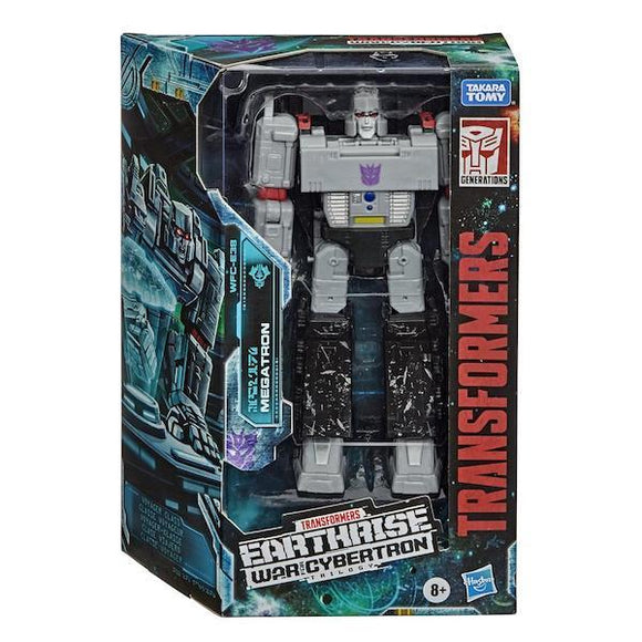 TRANSFORMERS WAR FOR CYBERTRON: EARTHRISE VOYAGER MEGATRON AF