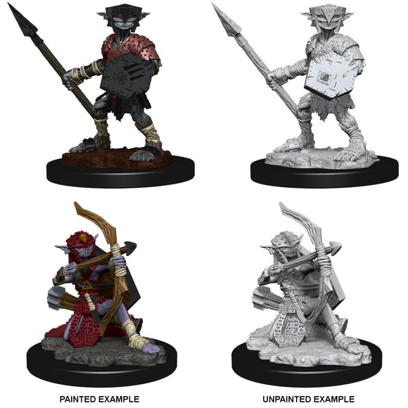 PATHFINDER BATTLES DEEP CUTS MINIATURES HOBGOBLIN