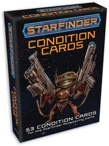 STARFINDER RPG CONDITION CARDS