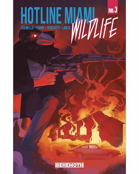 HOTLINE MIAMI WILDLIFE #3 (OF 8)