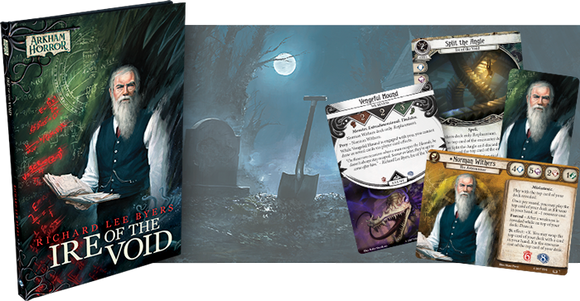 ARKHAM HORROR FILES IRE OF THE VOID