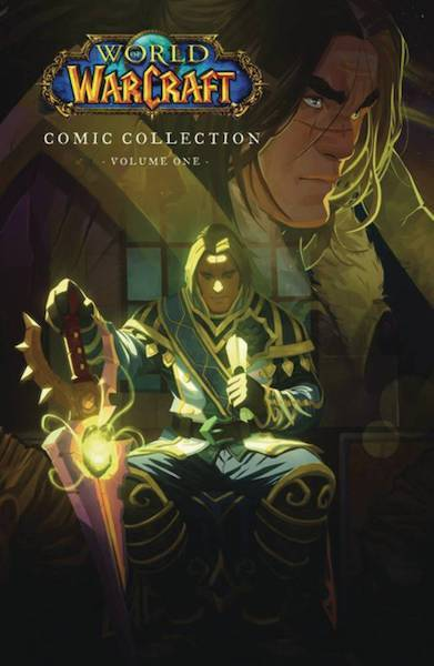 WORLD OF WARCRAFT COMIC COLLECTION VOL 01 HC