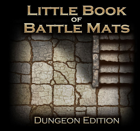 LITTLE BOOK OF BATTLE MATS