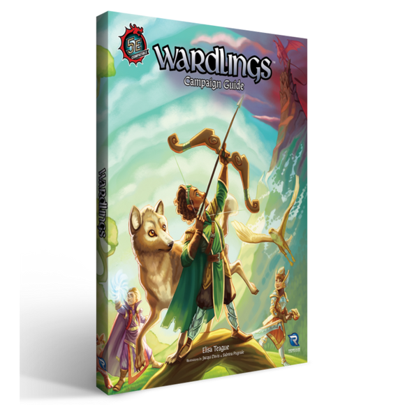 WARDLINGS RPG CAMPAIGN GUIDE