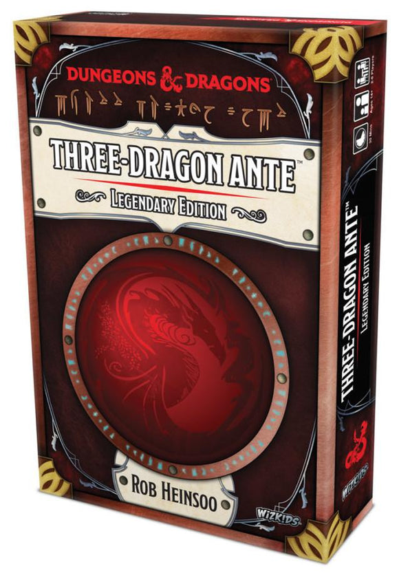 DUNGEONS & DRAGONS: THREE-DRAGON ANTE LEGENDARY EDITION