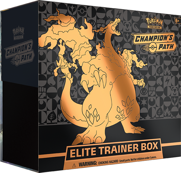 POKEMON TCG CHAMPIONS PATH ELITE TRAINER BOX