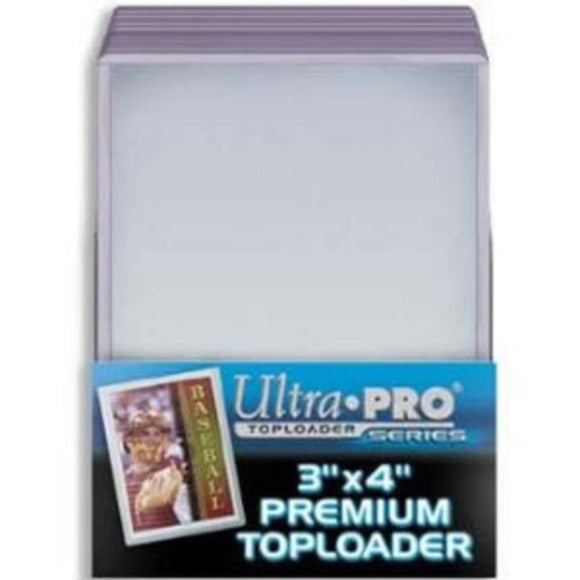 ULTRA PRO PREMIUM TOP LOADERS