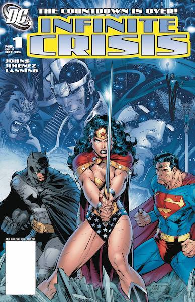 DOLLAR COMICS INFINITE CRISIS #1