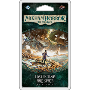 ARKHAM HORROR: THE CARD GAME LCG LOST IN TIME AND SPACE MYTHOS PACK
