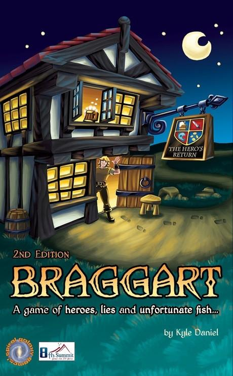 BRAGGART CARD GAME: 2ND EDITION