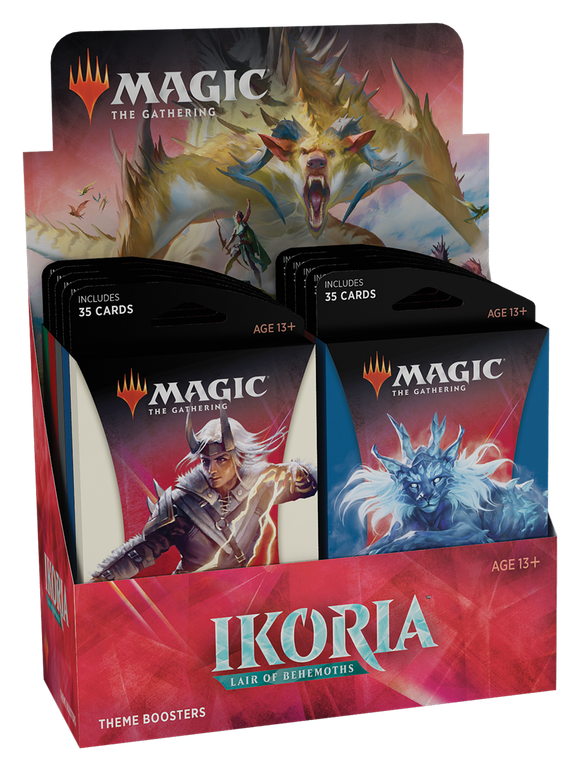 MAGIC: THE GATHERING IKORIA: LAIR OF BEHEMOTHS THEME BOOSTER
