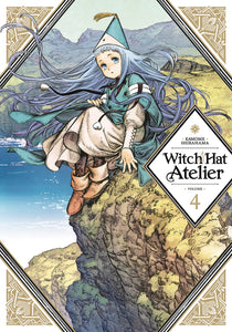WITCH HAT ATELIER VOL 04 GN